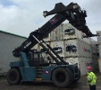 SISU REACH STACKER