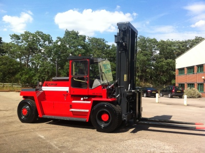 DW Forklift Services Ltd