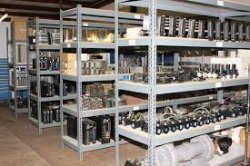 DW Folklift Services Ltd carry a comprehensive stock of spare parts